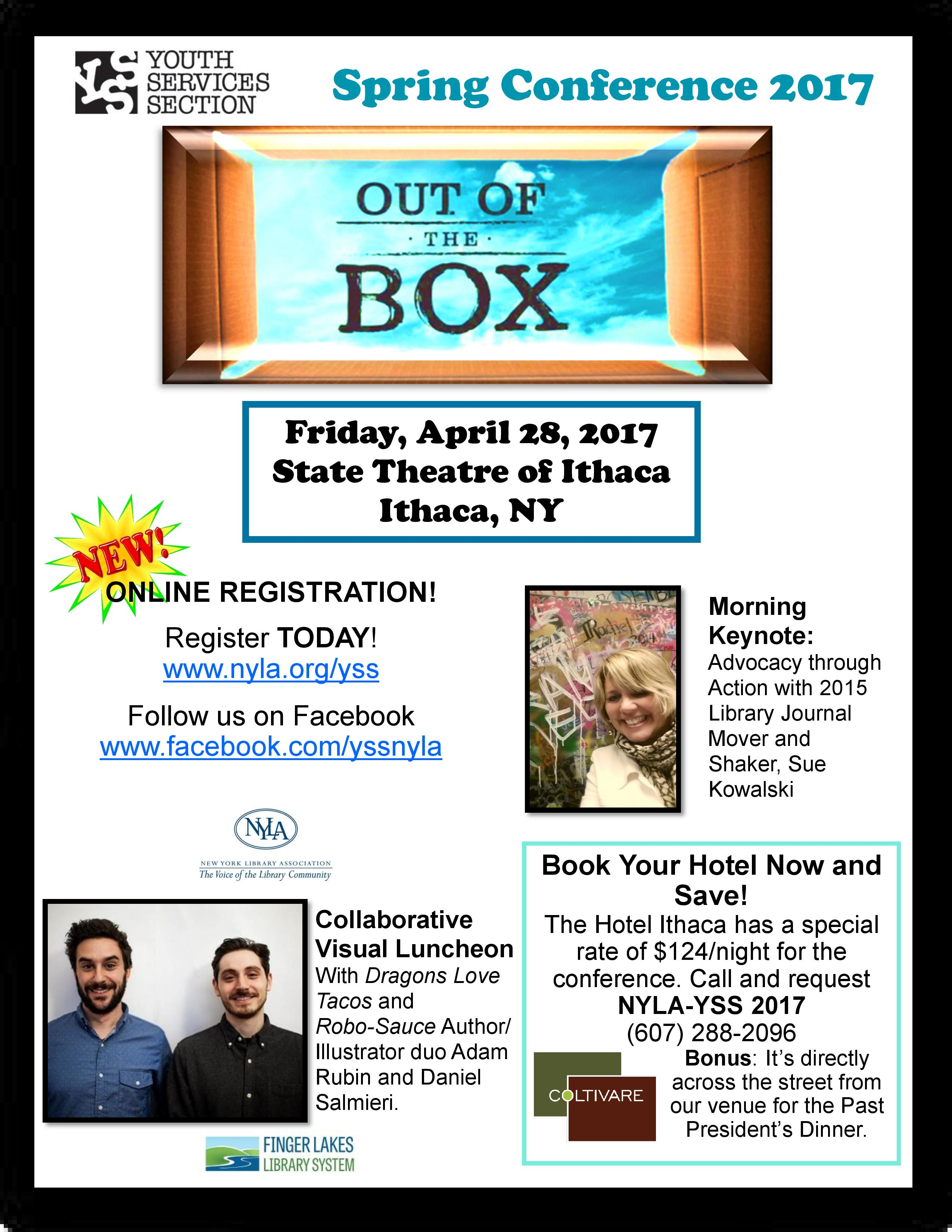 nyla yss spring conference | clrc