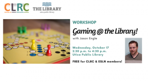 Gaming at the Library Information