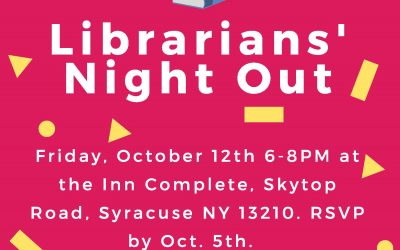 LISSA presents Librarians' Night Out!