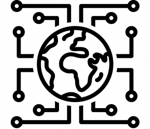 Digitization Icon