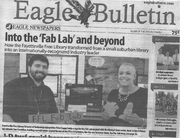 FabLab Eagle