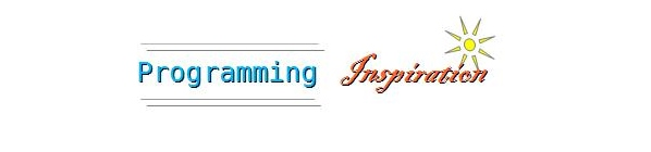 Programming-Inspiration