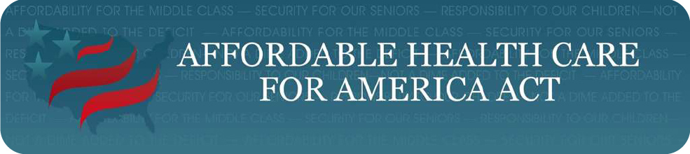 affordable health care for america act